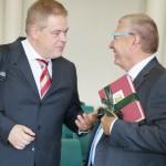 Tobias Scheytt und Gerd Walger